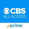 CBS All Access on Amazon Prime Logo Icon