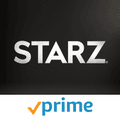 STARZ on Amazon Prime Logo Icon